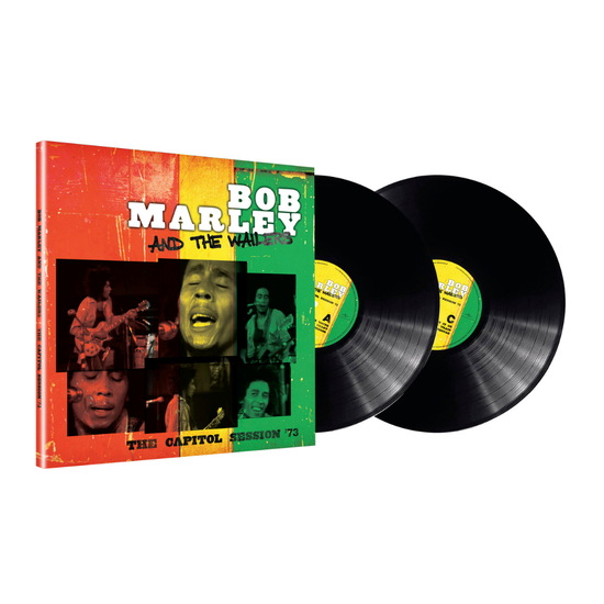 Bob Marley and The Wailers: The Capitol Session '73: Black Vinyl