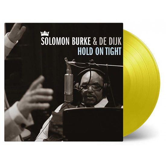 Solomon Burke and de Dijk: Hold On Tight Coloured Vinyl