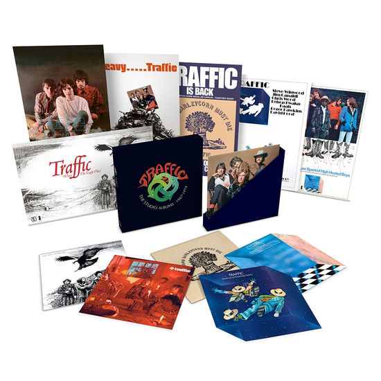 Traffic: The Studio Albums 1967-74