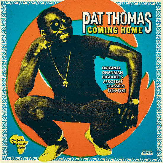 Pat Thomas: Coming Home