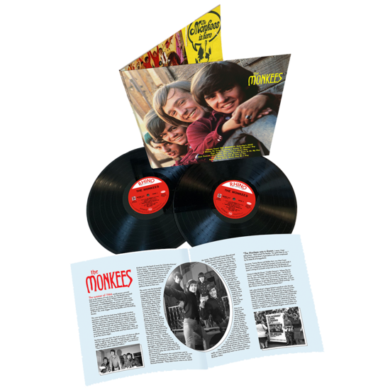 the monkees: The Monkees Deluxe Edition Vinyl