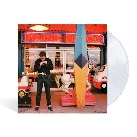 Richard Hawley: Richard Hawley: Limited Edition Clear Vinyl