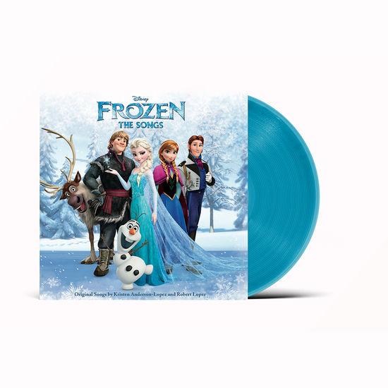 Various Artists: Frozen: Exclusive Blue Vinyl