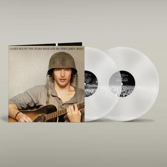 James Blunt: The Stars Beneath My Feet (2004 – 2021): Limited Edition Clear Vinyl 2LP