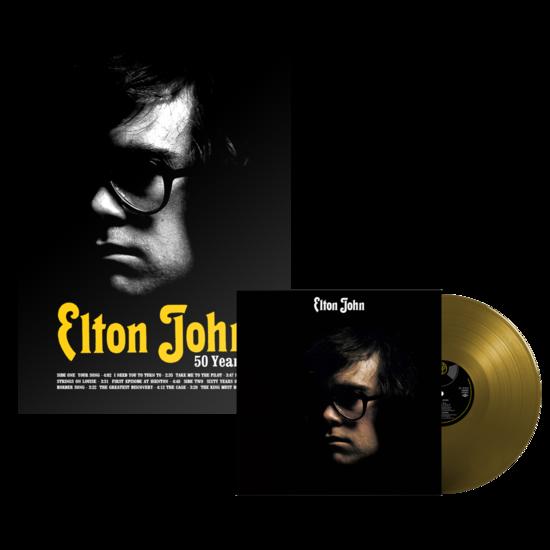 Elton John: Elton John: 50th Anniversary Lithograph Bundle