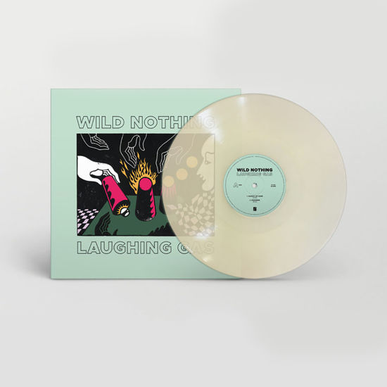 Wild Nothing: Laughing Gas: Limited Edition Milky White Vinyl