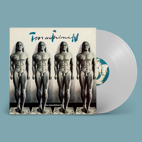 Tin Machine: Tin Machine II: Limited Edition Silver Vinyl