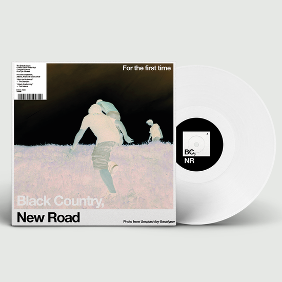 Black Country, New Road: For the first time: Limited Edition White Vinyl