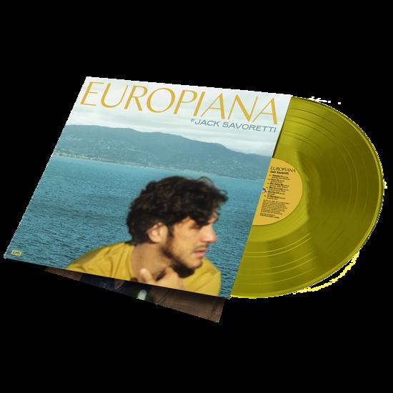 Jack Savoretti: Europiana Vinyl