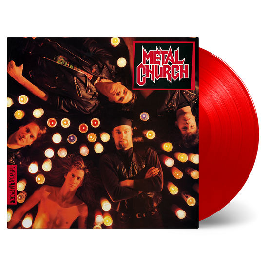 Metal Church: The Human Factor: Limited Edition Red Vinyl