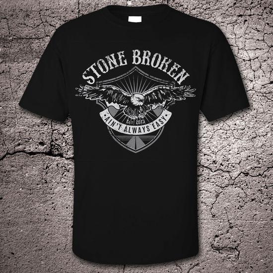 Stone Broken: Stone Broken Eagle Tee