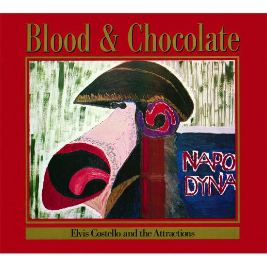 Elvis Costello: Blood & Chocolate