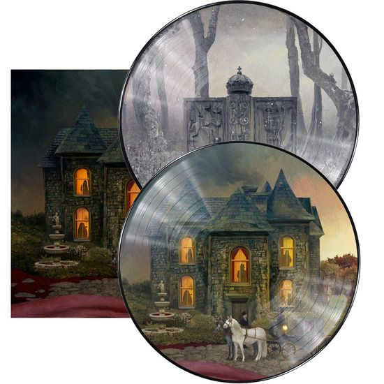Opeth: In Cauda Venenum (English Version): Limited Edition Gatefold Double Picture Disc Vinyl