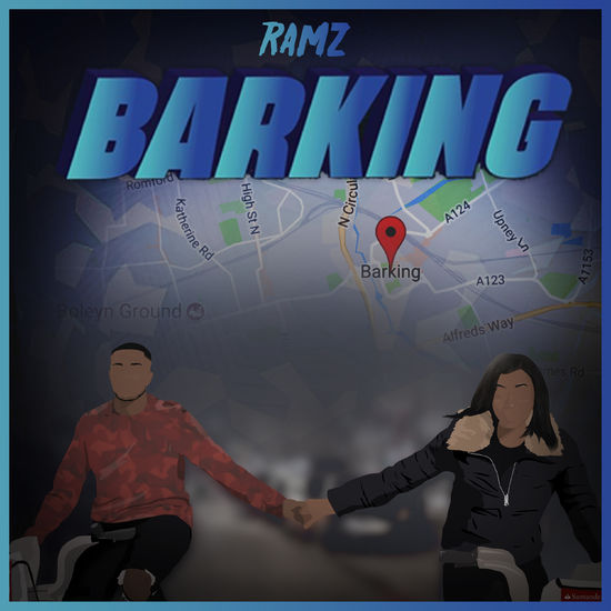 Ramz: Barking CD Single