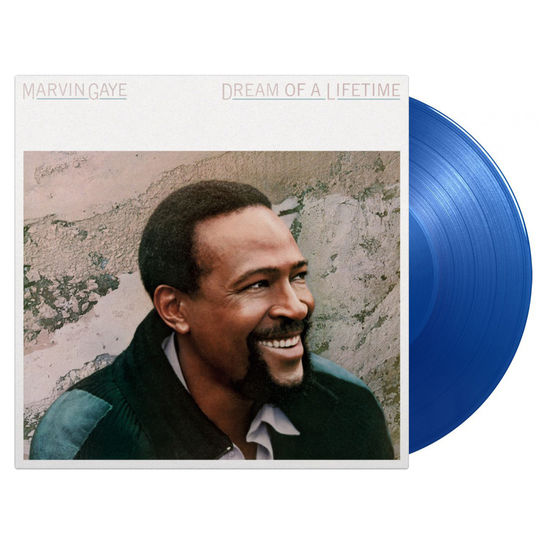 Marvin Gaye: Dream Of A Lifetime: Limited Edition Transparent Blue Vinyl