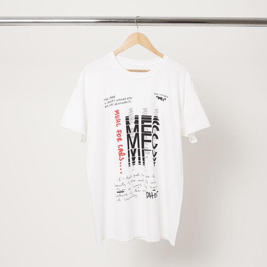 The 1975: MFC White T-Shirt - S