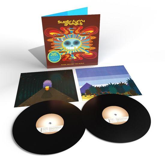 Super Furry Animals: Rings Around The World: 20th Anniversary Edition Vinyl Reissue