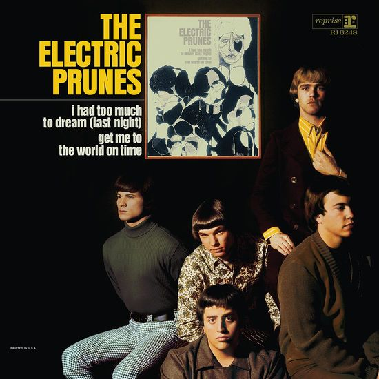 The Electric Prunes: The Electric Prunes: Opaque Purple Vinyl