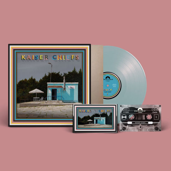 Kaiser Chiefs: Duck Colour LP + Cassette