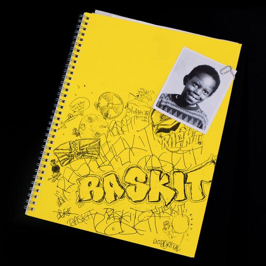Dizzee Rascal: Raskit (Signed)