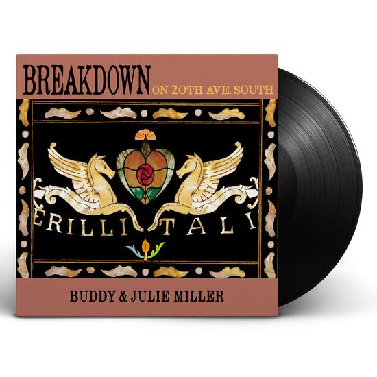 Buddy & Julie Miller: Breakdown On 20th Ave. South
