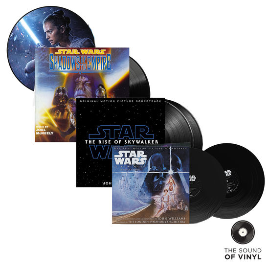 Star Wars: The Sound Of... Star Wars: Deluxe Vinyl Exclusive Bundle