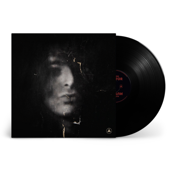 Alan Vega: Mutator: Black Vinyl