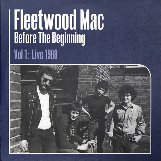 Fleetwood Mac: 1968-1970 Live & Demo Sessions