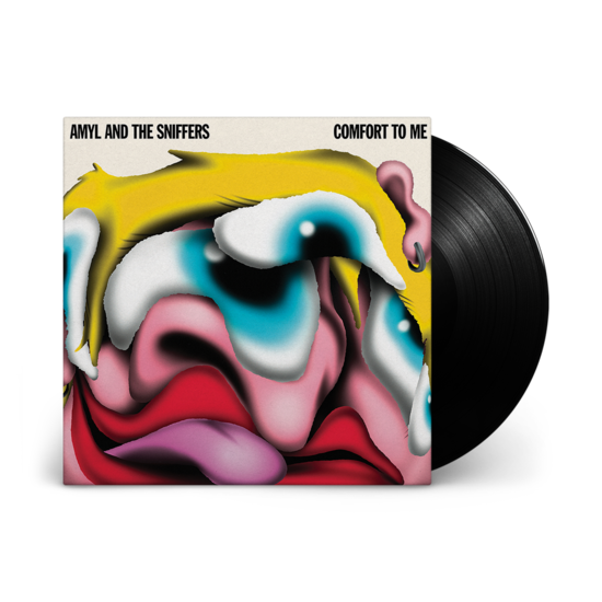 Amyl and the Sniffers: Comfort To Me: Black Vinyl LP