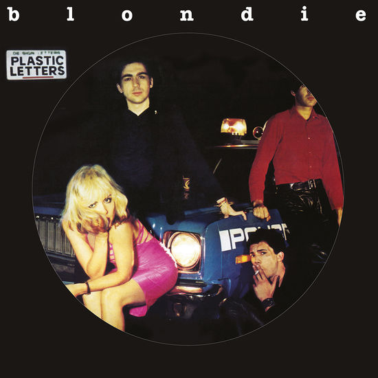 Blondie: Plastic Letters: Picture Disc