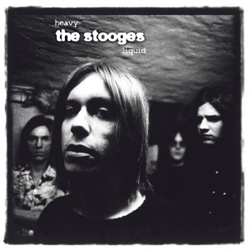 The Stooges: Heavy Liquid: Coloured Vinyl