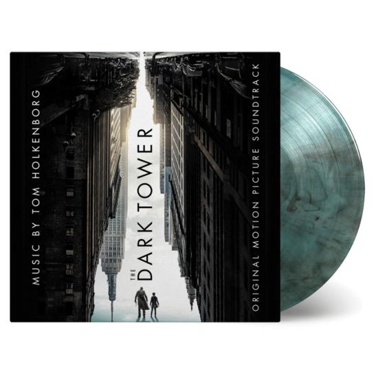 Junkie XL: Dark Tower OST: Transparent Blue With A Dark Edge Vinyl