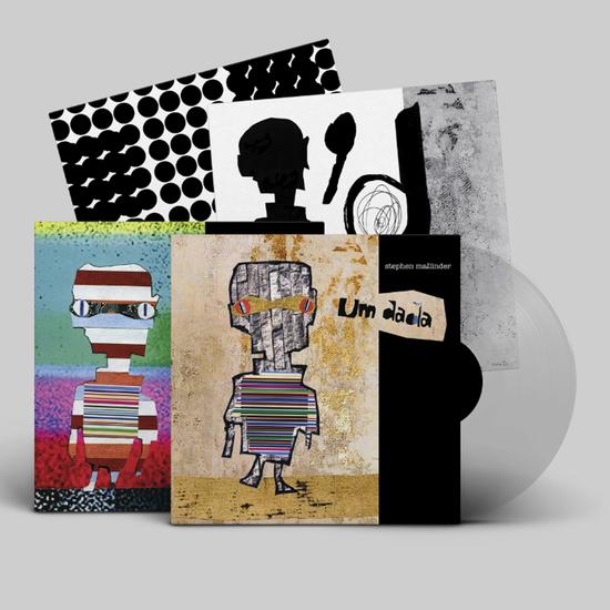 Stephen Mallinder: Um Dada: Limited Edition Clear Vinyl