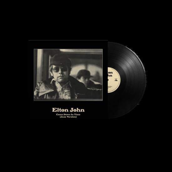 "Elton John: Come Down In Time (Jazz Version): Exclusive – 10"" Vinyl"