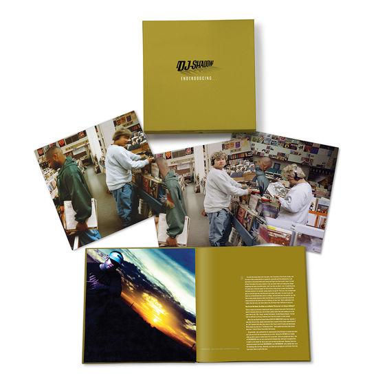 DJ Shadow: Endtroducing (20th Anniversary Endrospective Edition)