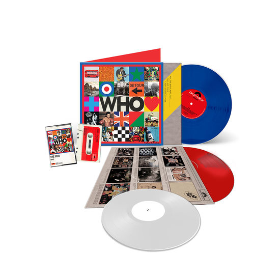 The Who: WHO Analogue Set