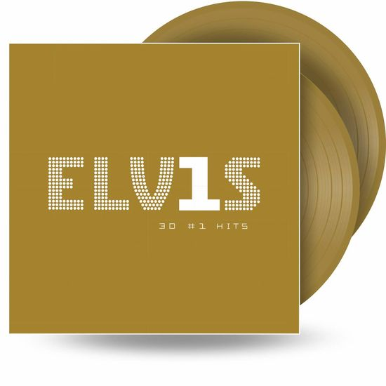 Elvis Presley: Elvis 30 #1 Hits: Limited Edition Gold Vinyl