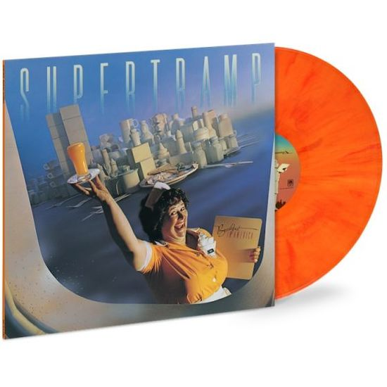 Supertramp: Breakfast In America: Exclusive Marbled Orange Vinyl