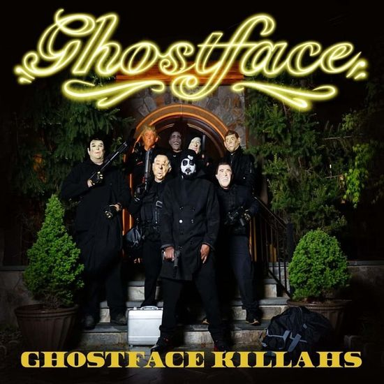 Ghostface Killah: Ghostface Killahs