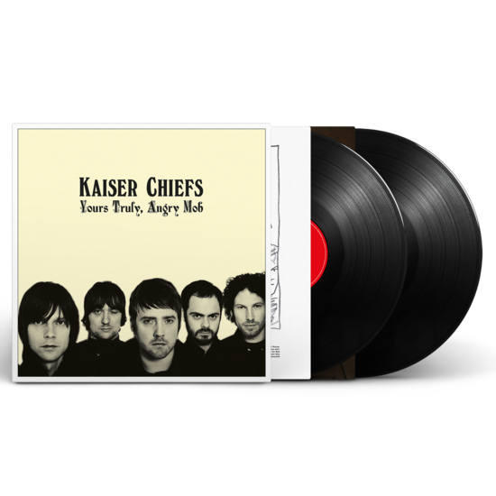 Kaiser Chiefs: Yours Truly, Angry Mob: Heavyweight Vinyl Reissue