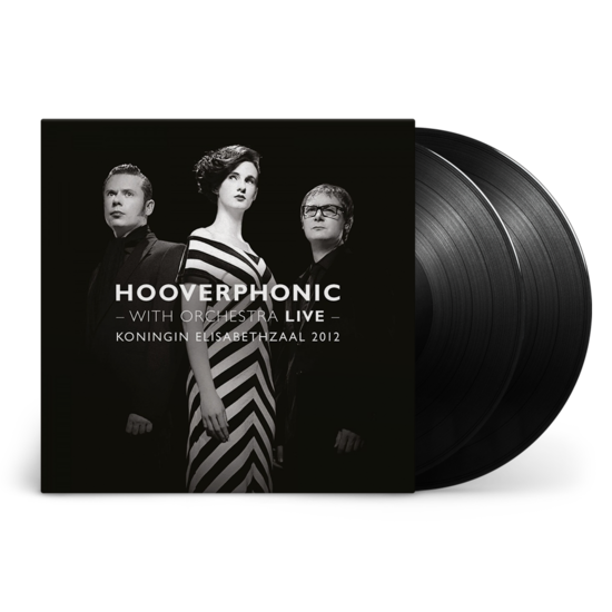 Hooverphonic: With Orchestra Live: Black Vinyl 2LP