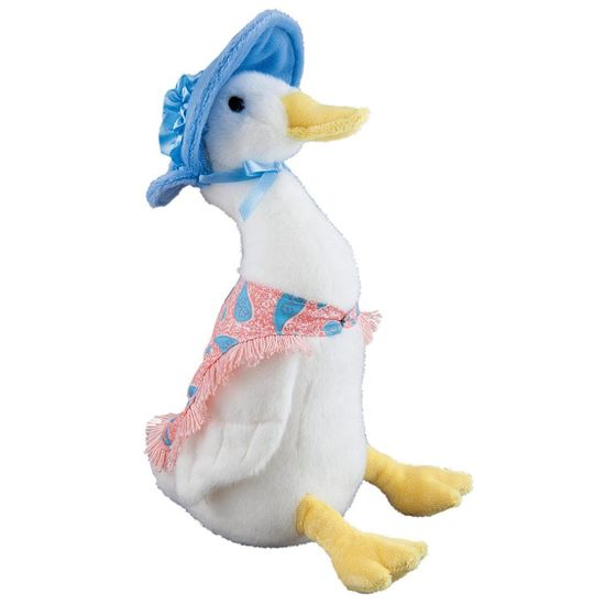 Peter Rabbit: Jemima Puddle-Duck 30cm Soft Toy (Large)