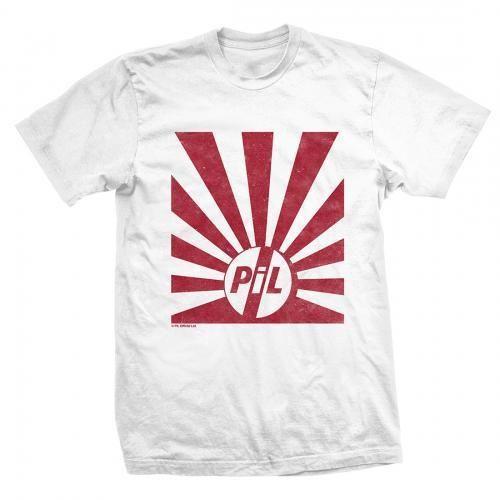 Public Image Limited: PiL Rising Sun Unisex T-Shirt