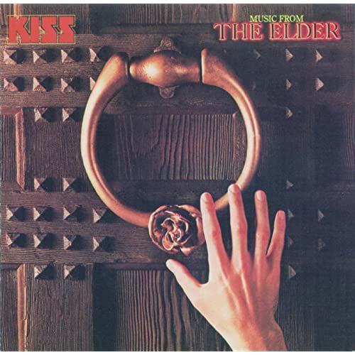 Kiss: Music From The Elder - Germany Version