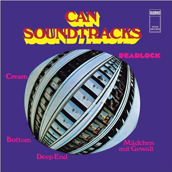Can: Soundtracks