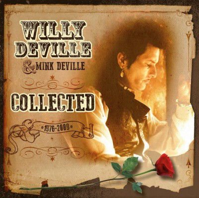 Willy Deville: Collected: Limited Edition Transparent Red Vinyl