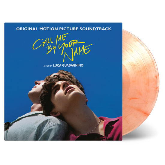 Various Artists: Call Me By Your Name: Peach Scented Double Peach Numbered Vinyl