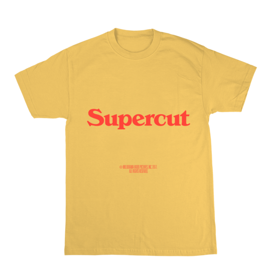 Lorde: Supercut SS Tee