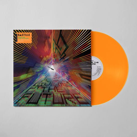 Bastille: GIVE ME THE FUTURE: Coloured Vinyl LP