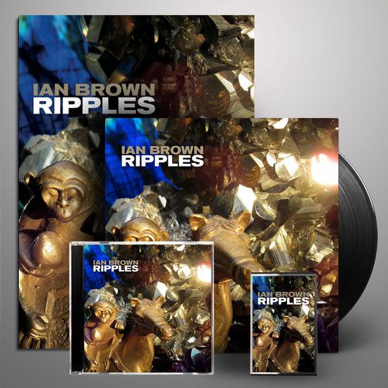 Ian Brown: Ripples Super Bundle inc Ltd. Edition Signed Print